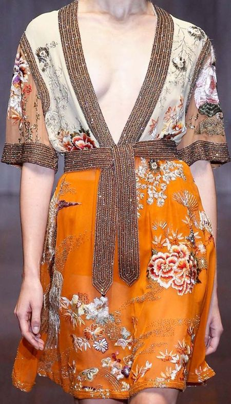 Chine Gucci SS15 Orange