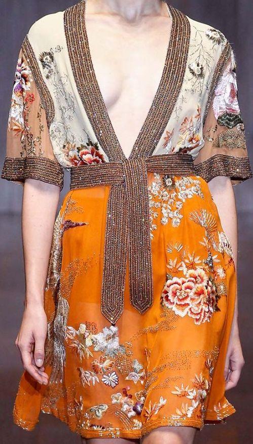 Chine Gucci SS15 Orange