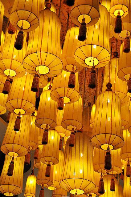 Chine lanternes