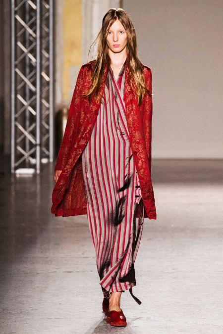 Pyjama Uma Wang Spring 2015