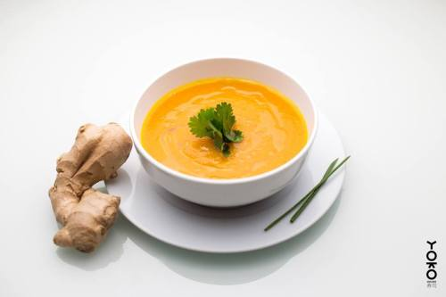 Yoko soupe carottes gingembre