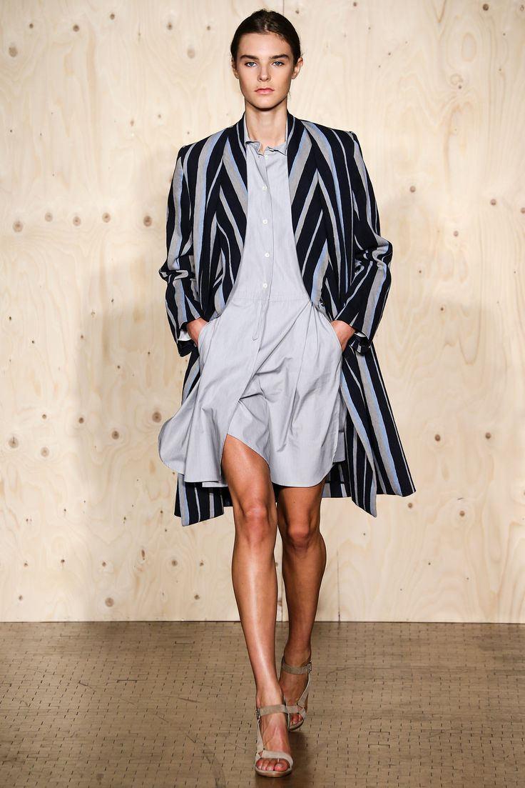 Nonchalance Paul Smith SS15 2 Chic Nonchalance