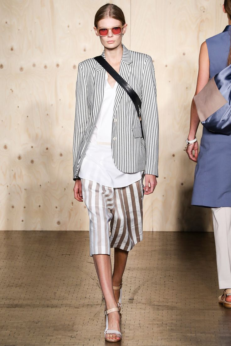 Nonchalance Paul Smith SS15 3 Chic Nonchalance